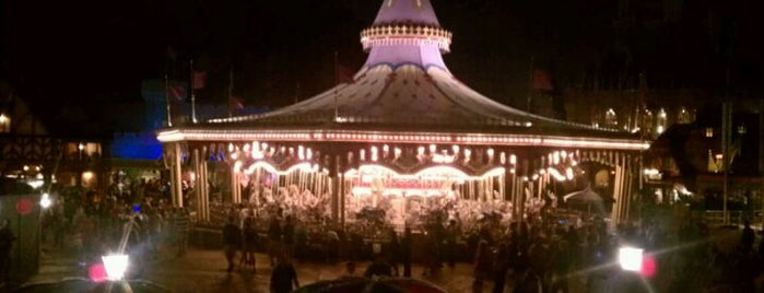 Fantasyland is one of Florida Trip '12.