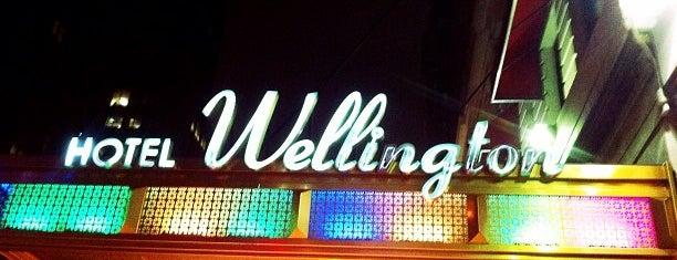 Wellington Hotel is one of ?.