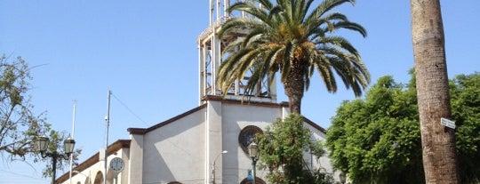 Plaza de Armas Vallenar is one of vallenar city.