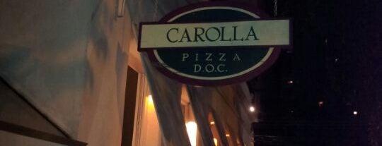 Carolla Pizza D.O.C. is one of Resto Curitiba.