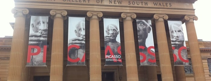 Art Gallery Of NSW is one of 4sq Cities! (Asia & Others).