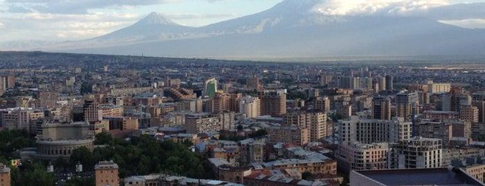 Yerevan is one of World Capitals.