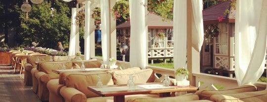 Barbeque & Беседки is one of Рестораны с нереальным видом.
