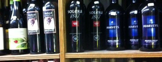 Ninth Avenue Wine & Liquor is one of Wino.