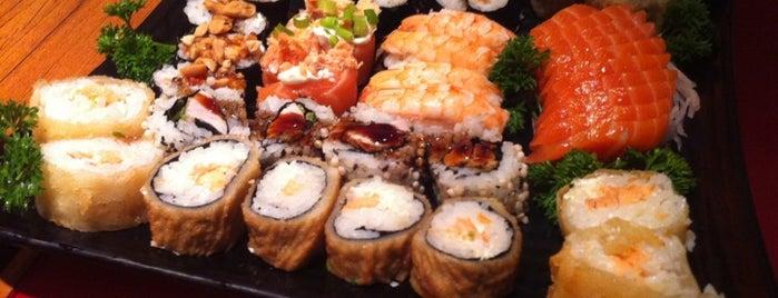 Chap's Via China is one of Guia Rio Sushi by Hamond.