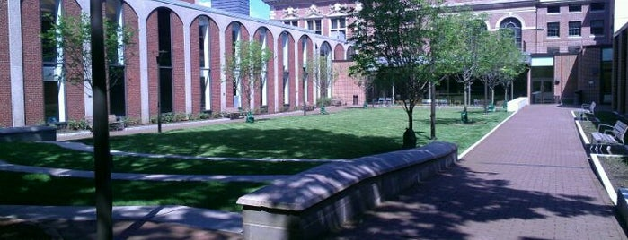 The Courtyard @ Penn Law is one of Penn Law Locations.