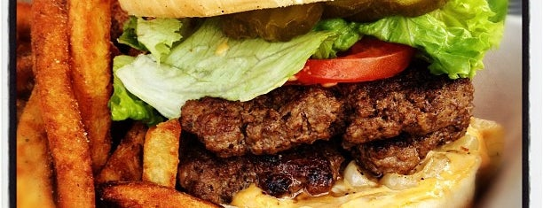 Village Burger is one of Atlanta At Its Best.