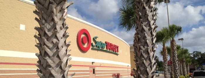 SuperTarget is one of Shopping.