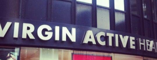 Virgin Active Clubs