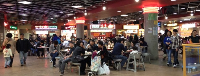 Crystal Mall Food Court is one of Burnaby Eats.