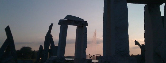 Kameni grad | Stonehenge is one of Parks and city squares in Belgrade.