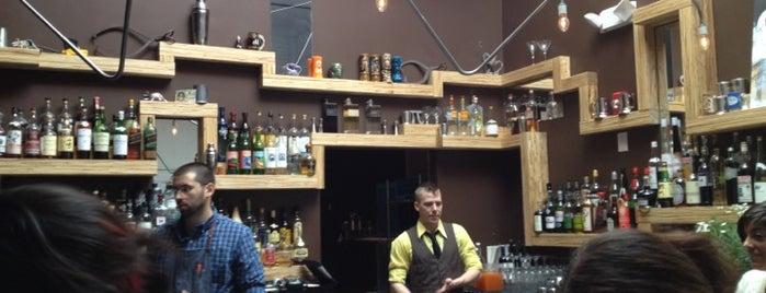 Backbar is one of Best new restaurants 2012.