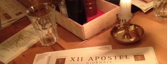 XII Apostel is one of TO EAT in MINGA.