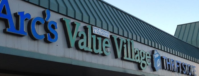 Arc's Value Village is one of City Pages Best of Twin Cities: 2014.