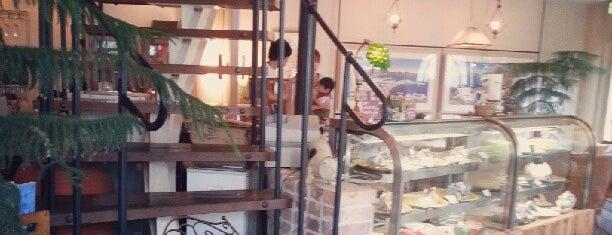 Garden & Crafts is one of 多摩地区お気に入りカフェ&レストラン.