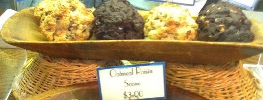 Levain Bakery is one of Dope Dozen: best eats NYC.