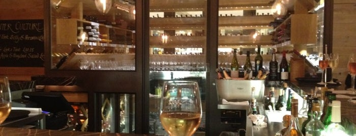 1707 Wine Bar is one of BarChick's Best Wine Bars.