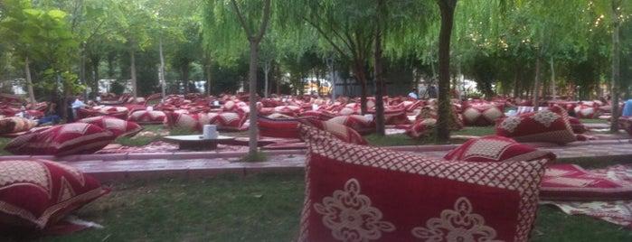 Park Yıldız is one of Diyarbakir.