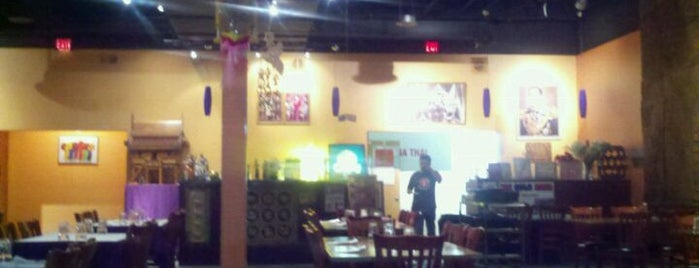 Bona Fide Thai Cuisine Llc is one of Places to go.
