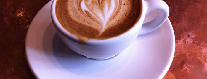 Bluebird Coffee Shop is one of Top picks for New York City Coffee Shops.