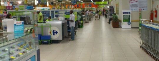 Carrefour is one of Brooklin e regiao.