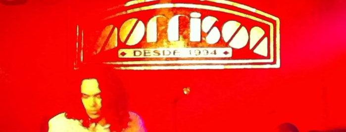 Morrison Rock Bar is one of Lugares legais em São Paulo.