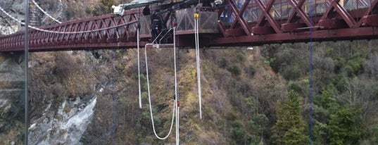 Kawarau Bridge Bungy is one of Best of World Edition part 3.
