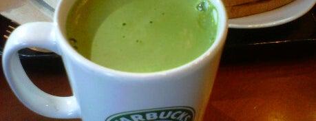 Starbucks is one of ╭☆╯Coffee & Bakery ❀●•♪.。.
