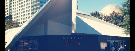 Googie Burger is one of Atlanta's Best Burgers - 2012.