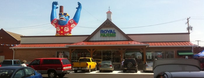 Royal Farms is one of Mine.