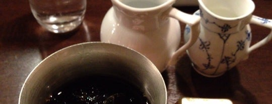 Tsubakiya Coffee is one of 気になる場所.