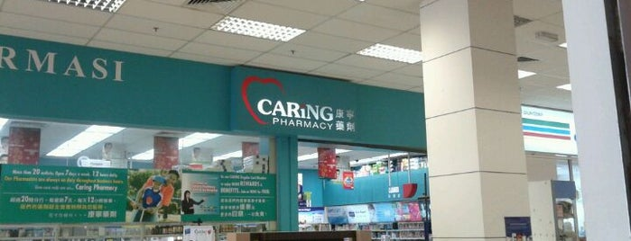 Caring Pharmacy is one of Take Back.