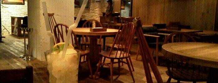 JINNAN CAFE is one of free Wi-Fi in 渋谷区.