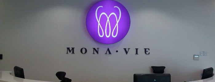 Monavie Offices and meeting places.