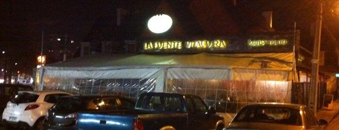 La Fuente Vitacura is one of Sandwicherias de Santiago.