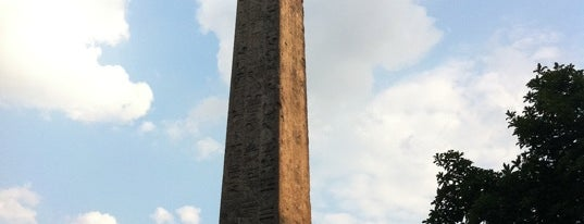 Cleopatra's Needle is one of Partners in Preservation-New York City.
