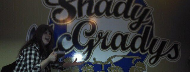 Shady McGrady's is one of Best Places for Craft Beer.