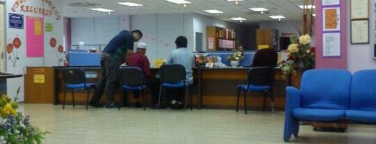 Pejabat Agama Hulu Terengganu is one of @Hulu Terengganu.