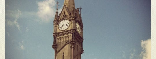 Leicester Clock Tower is one of #UK.