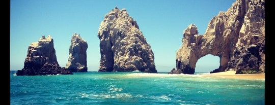Land's End is one of My life in Los Cabos.
