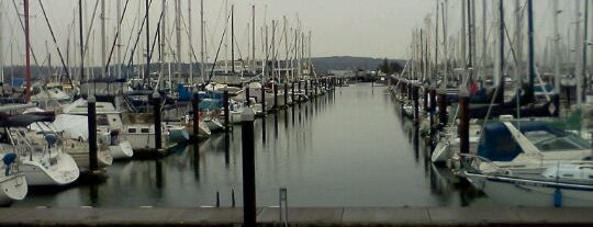 Everett Marina is one of My Hang Out.