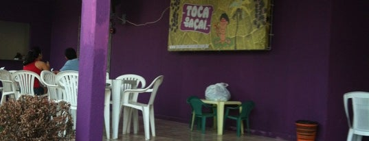 Toca do Açaí is one of Favorite Food.