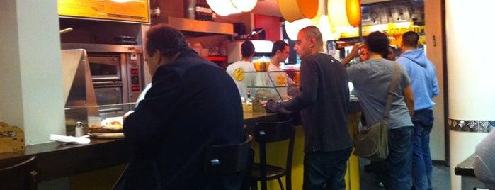 Beta Pizza & Pasta is one of We Love Tel Aviv!  #4sqCities.