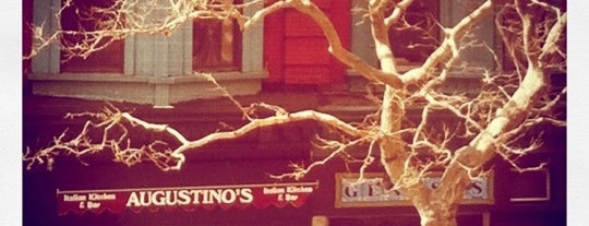 Augustino's is one of Hoboken.