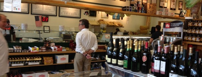The Italian Store is one of dc drinks + food + coffee.