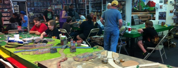 Imperial Outpost Games is one of Gamerati Tour 2011.
