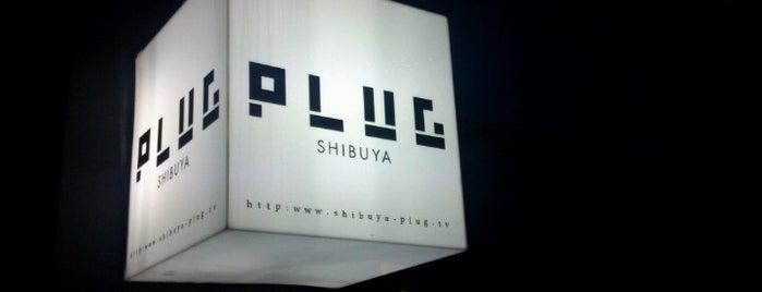 Shibuya PLUG is one of Spielplatz.