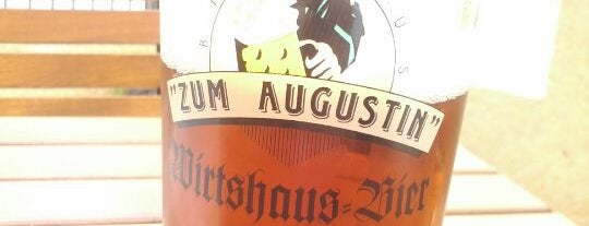 Bierhaus zum Augustin is one of Slovenia 2013.