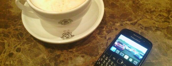 The Coffee Bean & Tea Leaf is one of 20 favorite restaurants.