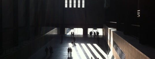 Tate Modern is one of (anything) in London.